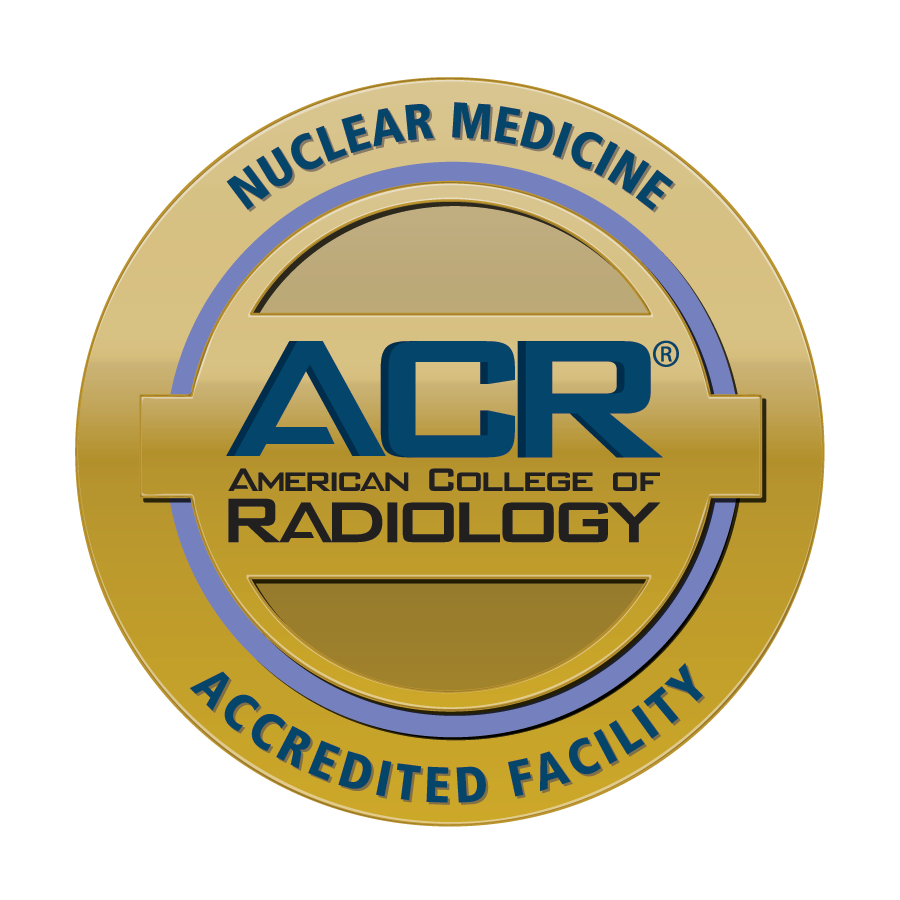 ACR accredited facility in nuclear medicined