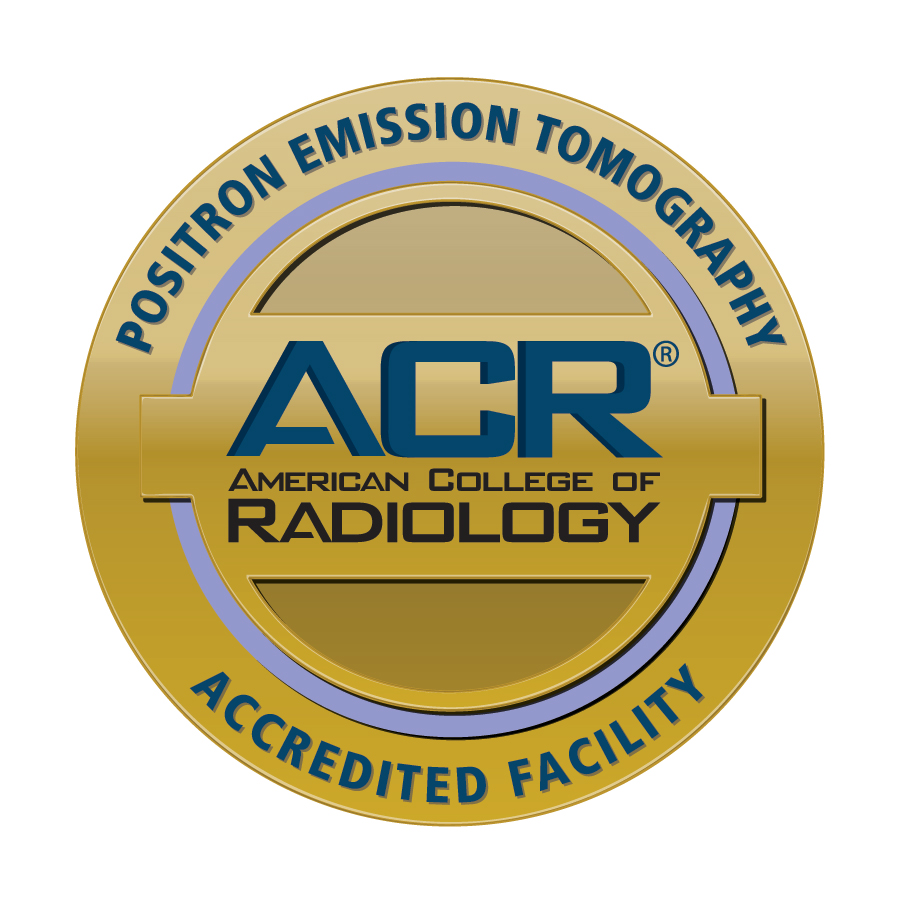 ACR accredited facility in PET