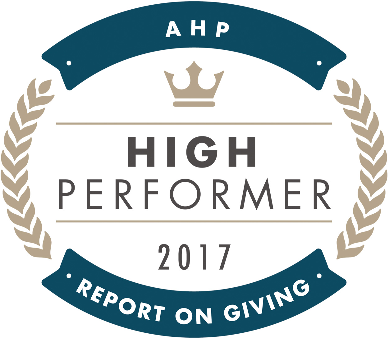 AHP High Performer Report on Giving 2015