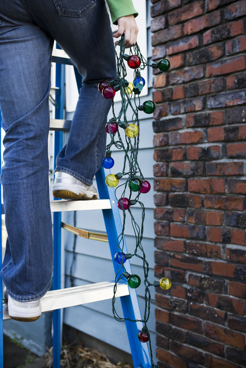 ladder holiday accidents