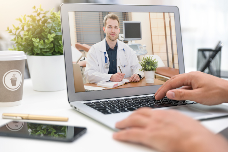 Telehealth visits: What if you need an X-ray?
