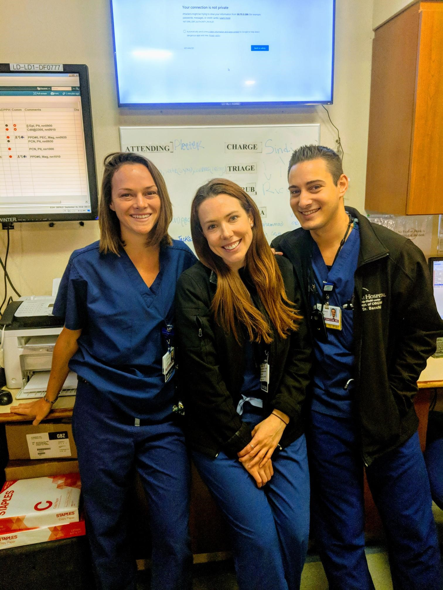 Obstetrics and Gynecology Residents , Baltimore, MD