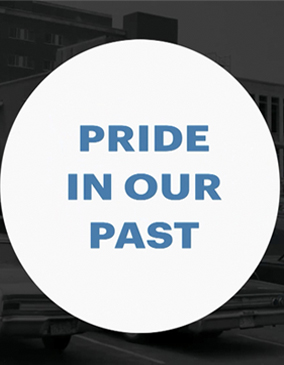 Pride in our past video