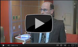 David N. Tuchman, M.D. talks about New Samuelson Children's Hospital