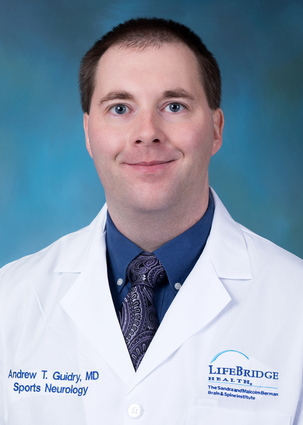 Guidry, Andrew Thomas M.D.