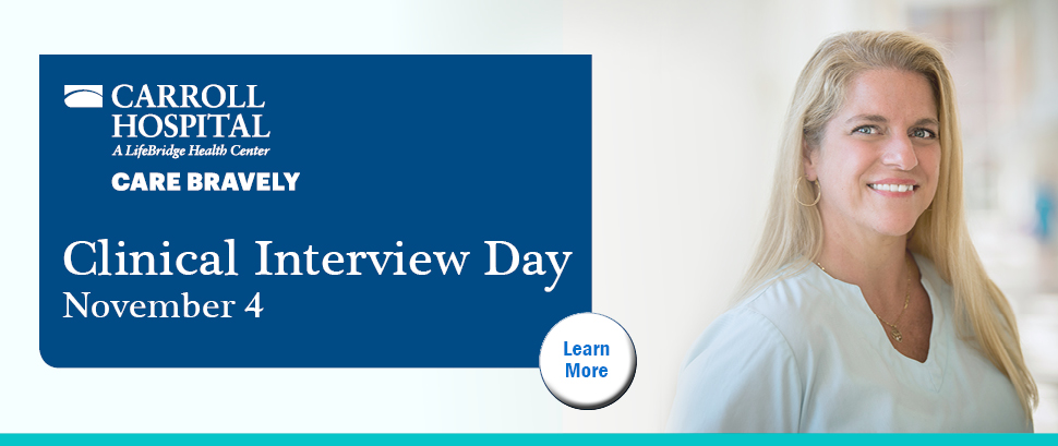 Carroll  Clinical Interview Day