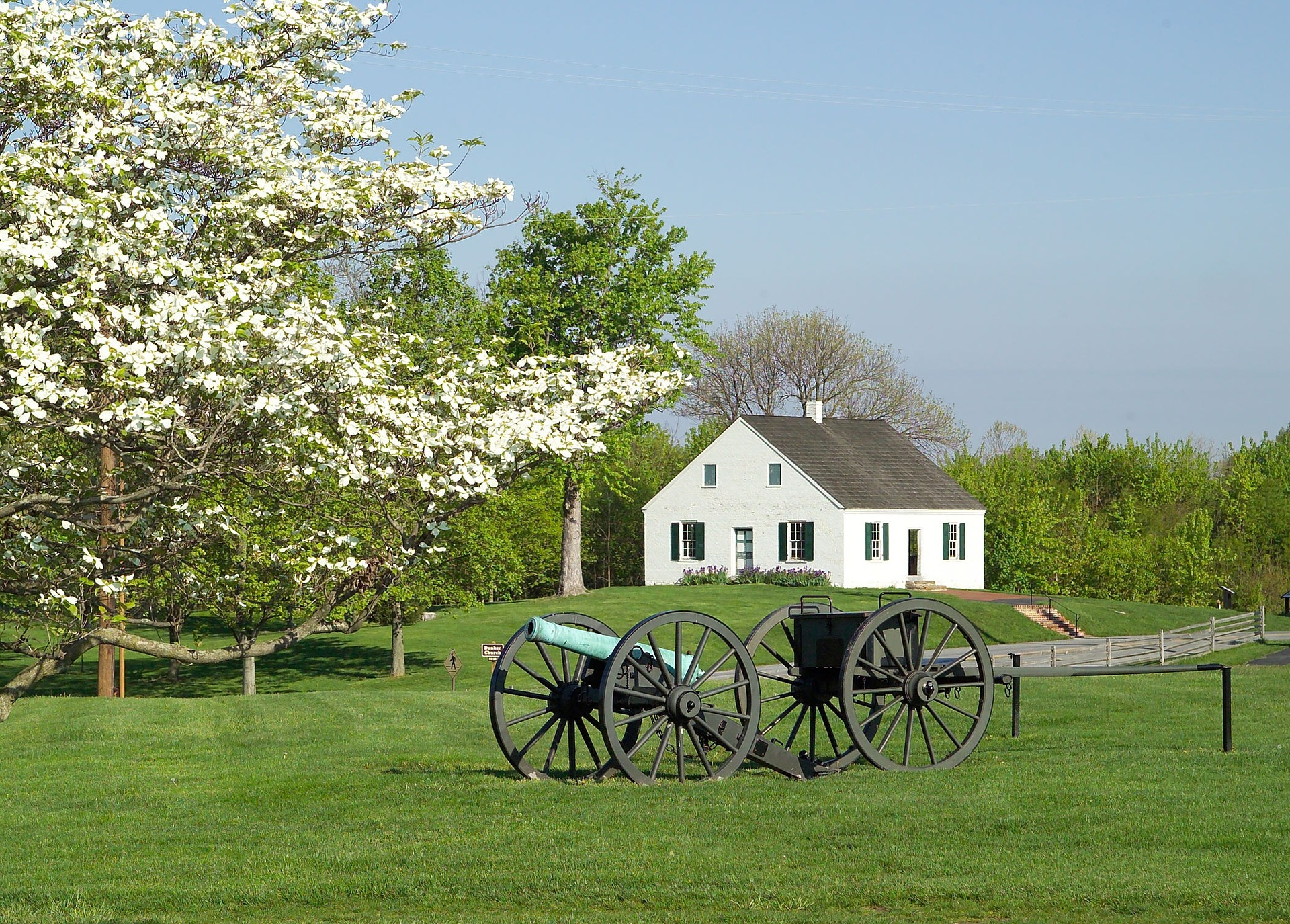 Antietam maryland