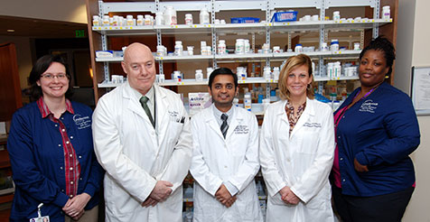 Meet the Northwest Ambulatory Pharmacy Team: