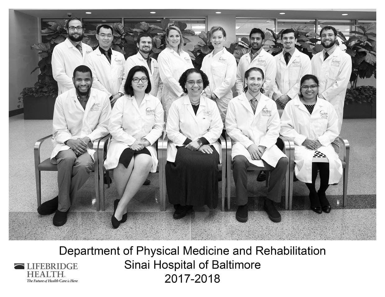 Sinai Hospital Physical Medicine and Rehabilitation