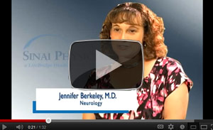 Jennifer Berkeley, M.D., Neurology