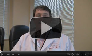 Kevin Crutchfield, M.D., Director of the Comprehensive Sports Concussion Program