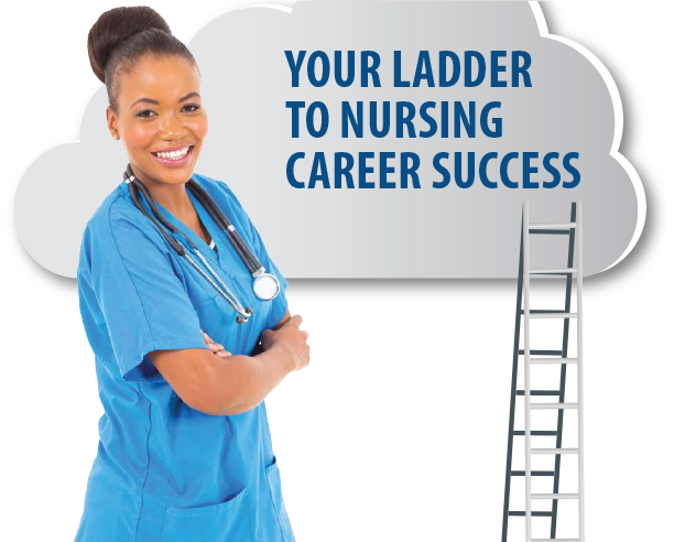 Your Ladder to Nursing Career Success