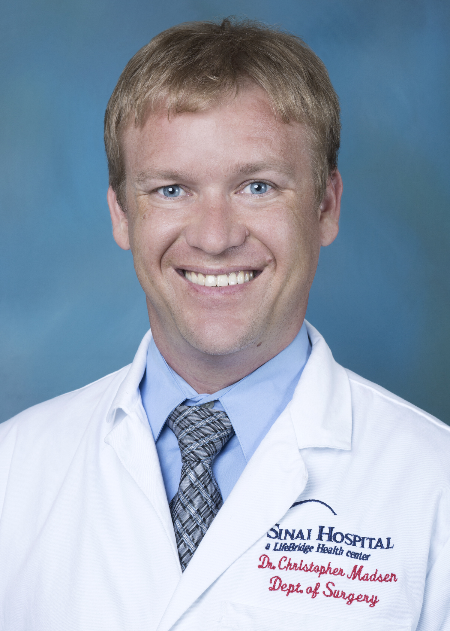 Christopher Madsen, M.D.