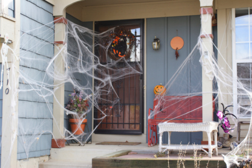Halloween House Safety