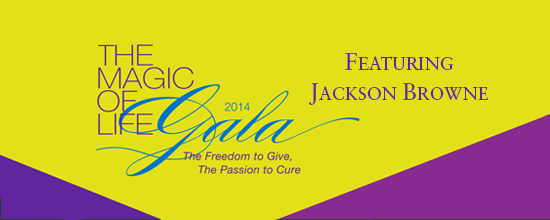 The Magic of Life Gala 2014 - Click here to view more information.
