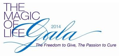 The Magic of Life Gala 2014