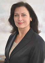 Amy Perry, President of Sinai Hospital