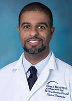 William Christopher Charles, Pharm.D, BCPS