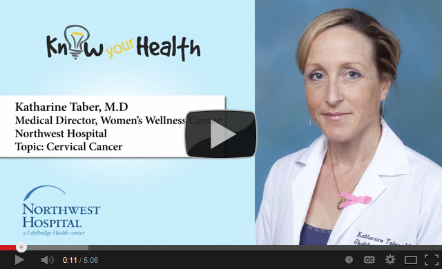 Katharine H. Taber, M.D., Discusses Cervical Cancer