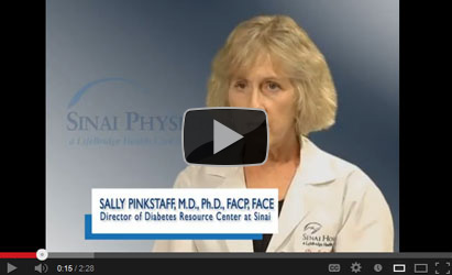Sally Pinkstaff, M.D., Ph.D., FACP, FACE