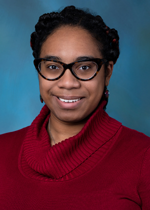 Nequesha Mohamed - Joint Research Fellow