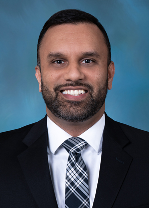 Nirav Patel - Lead Research Program Coordinator