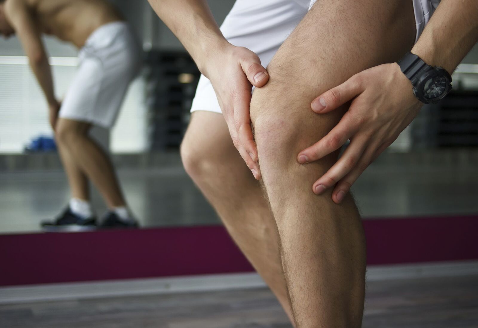 Anterior Knee Pain - Top Orthopedic Surgeons in MD