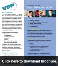 Click here to view the Win through Work brochure.