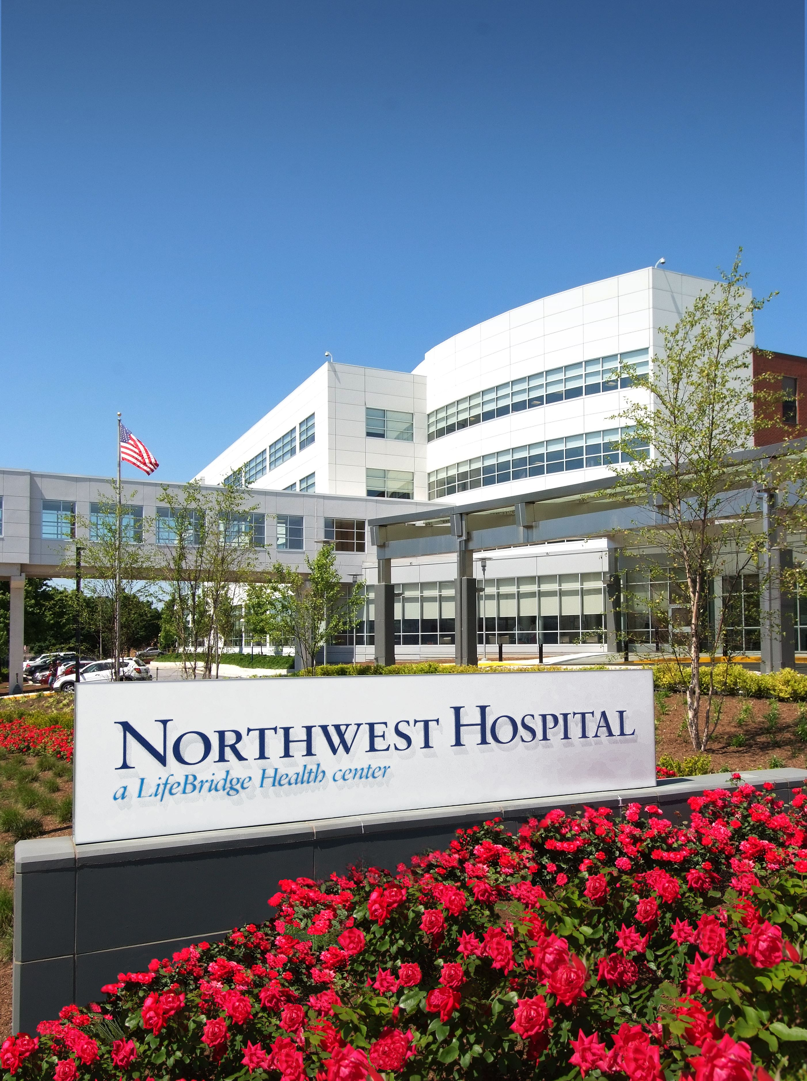 Exterior of northwest Hospital
