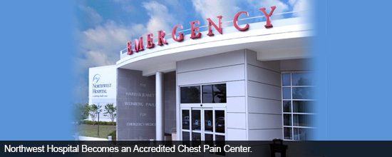 Northwest Hospital Becomes an Accredited Chest Pain Center