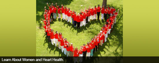 Learn About Women and Heart Health