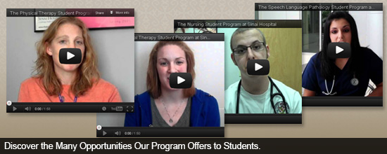 Discover the Many Opportunities Our Program Offers to Students