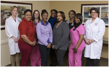 The Women's Wellness Center Team