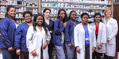 Sinai Outpatient Pharmacy Staff