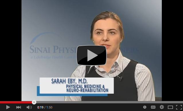 Sarah Eby, M.D., Physical Medicine & Rehabilitation