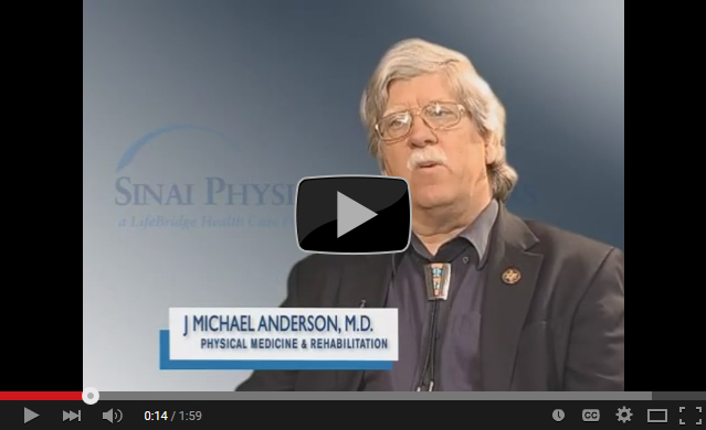 J. Michael Anderson, M.D., Physical Medicine & Rehabilitation