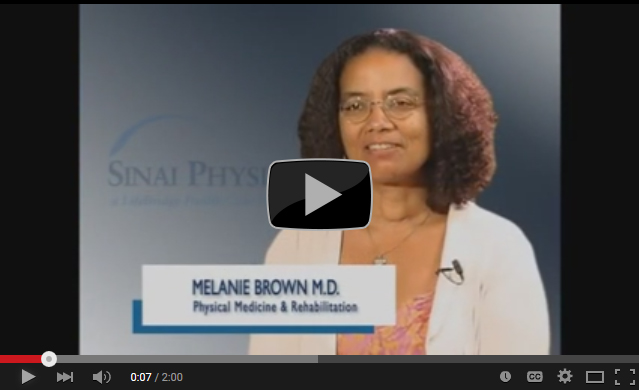 Melanie Brown, M.D, Physical Medicine and Rehabilitation