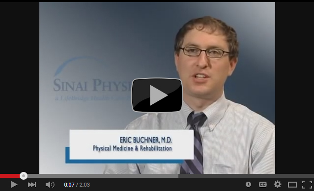 Eric Buchner, M.D., Physical Medicine and Rehabilitation