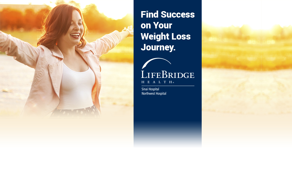 Find Success on Your Weight Loss Journey.