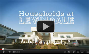 The Households at Levindale is a modern, elegant, cozy place for long-term care residents to call home.