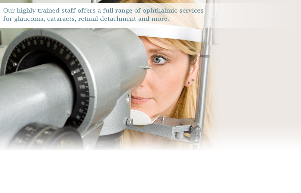 Krieger Eye Institute Banner 4