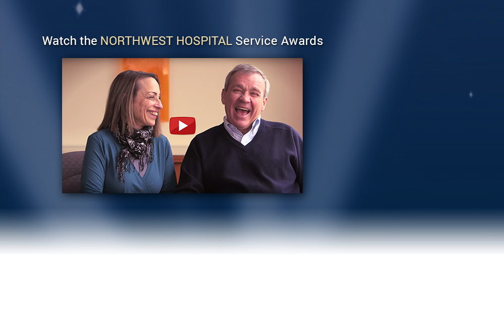 Watch the Northwest Hospital Service Awards