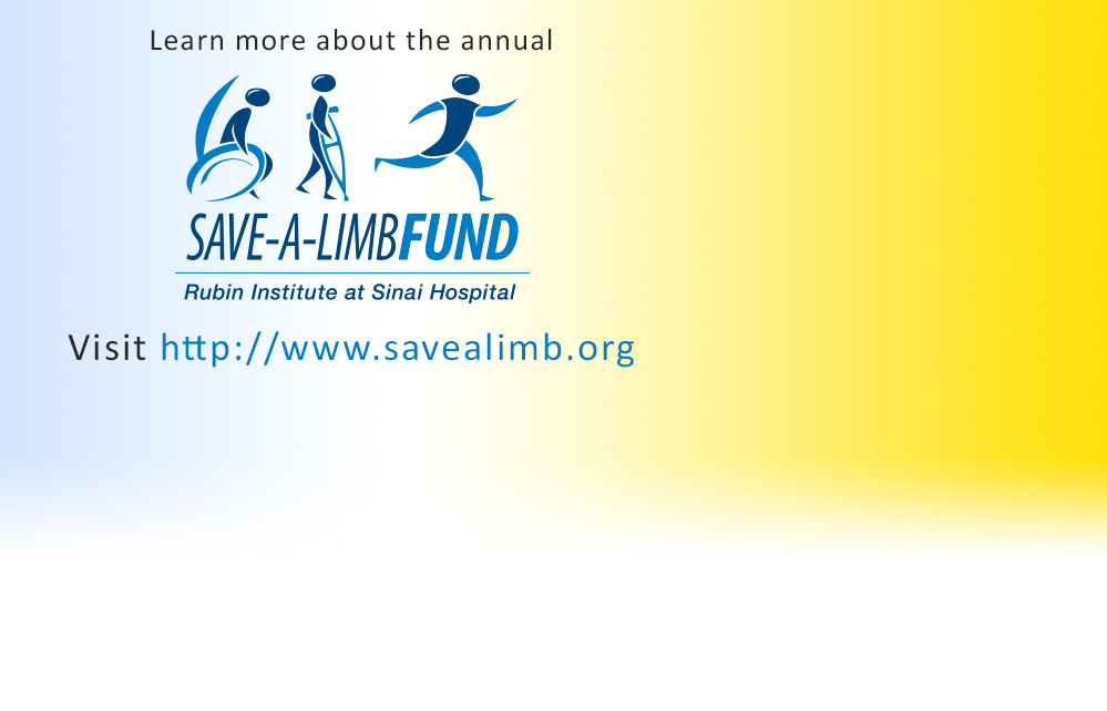 Learn more about th annual Save-A-Limb Ride.