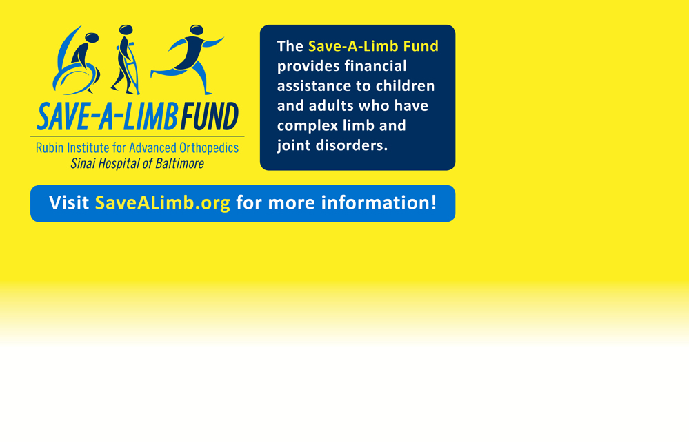 Visit www.SaveALimb.org for more information!