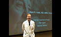 Dr. Mark Katlic during a Grand Rounds presentation