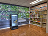 Grocery store at The Louis and Phyllis Friedman Neurological Rehabilitation Center