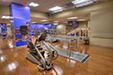 Gym at The Louis and Phyllis Friedman Neurological Rehabilitation Center