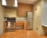 Kitchen at The Louis and Phyllis Friedman Neurological Rehabilitation Center