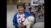 Visiting Patients (Pets on Wheels)