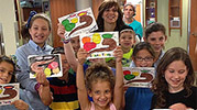 Junior Auxiliary creates and distributes Rosh Hashanah cards